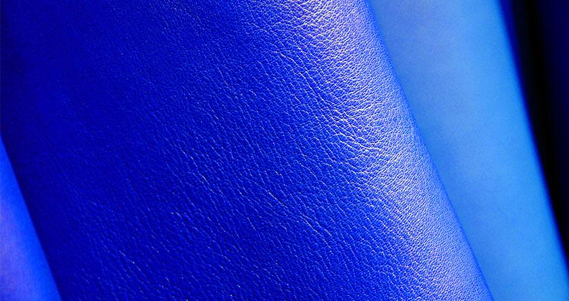 Pelli blu